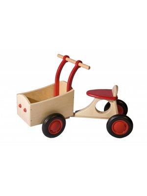 Van Dijk toys Bakfiets - Rood