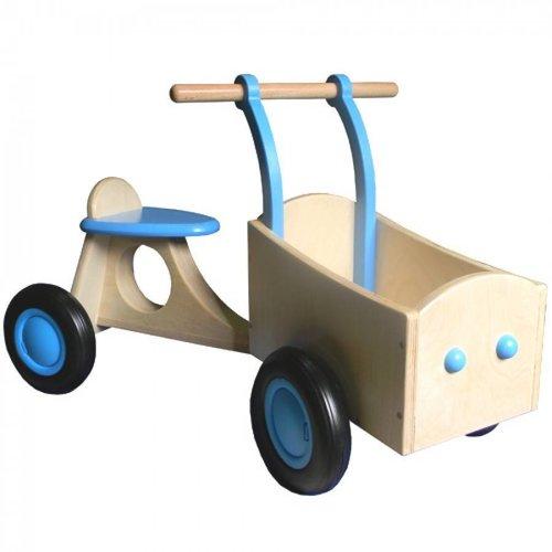 Van Dijk Toys Van Dijk Toys - Bakfiets - Lichtblauw