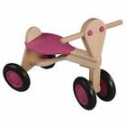 Van Dijk Toys Van Dijk - Loopfiets - Berken - Roze - 1+