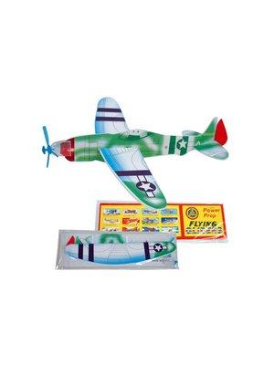Tutti Frutti - Vliegtuig - Oldtimer vliegtuig - 3+