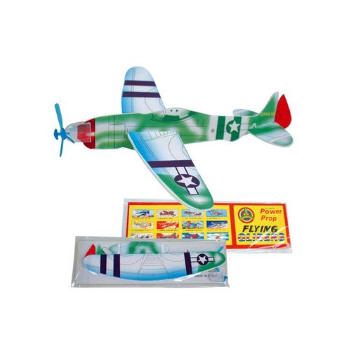 Vliegtuig - Oldtimer vliegtuig - 3+
