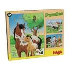 HABA Haba - Puzzel - Paarden - 12/15/18st.*