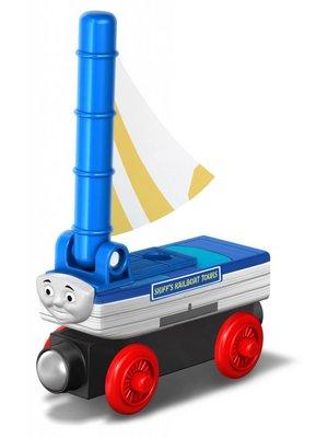 Thomas De Trein Thomas de trein - Locomotief - HS Skiff de Railboot