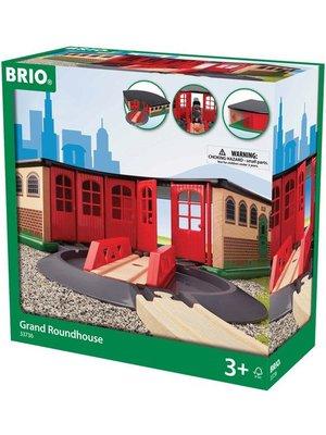 BRIO Brio - Rails - Grote treinremise
