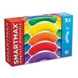 Xtension set - 6 Gekromde staven - SmartMax