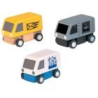 Plan Toys PlanToys - Bestelwagens