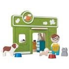 Plan Toys PlanToys - Dierenverzorging set