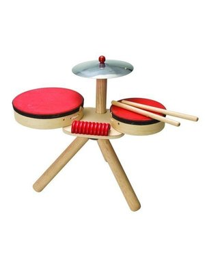 Plantoys Drumstel - Musical Band