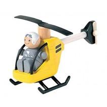 PlanToys - Helikopter met piloot