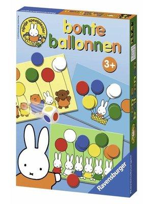 Ravensburger Ravensburger - Bonte Ballonnen - Nijntje