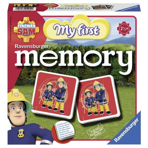 Ravensburger Ravensburger - Brandweermans Sam - Mijn eerste memory