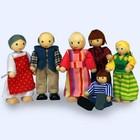 Dudu Toys - Poppenhuispoppetjes - Familie de Jong