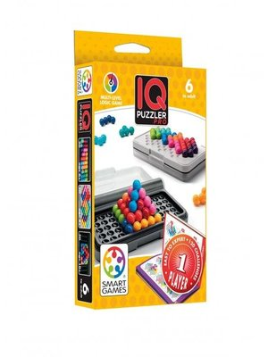 Smartgames Smart Games - IQ puzzler - Pro - 6+