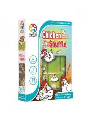 Smartgames Chicken shuffle - IQ spel - 6+