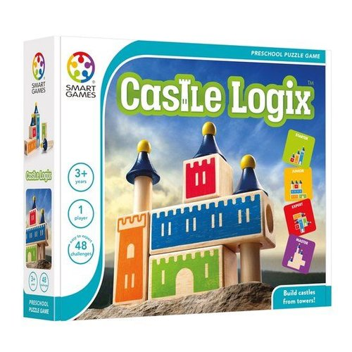 Smartgames Smart Games - Castle logix - 3+