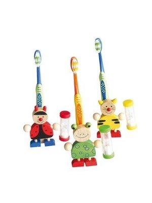 Simply for kids Tandenborstelhouder - Dieren - 1 stuks