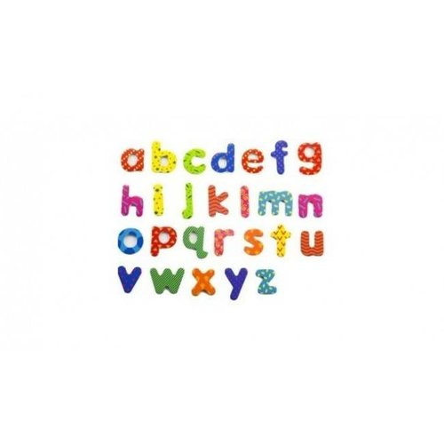 Simply for kids Simply for Kids - Magnetenset - Letters - 52dlg.