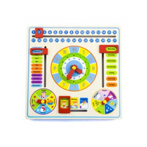 Simply for kids Simply for Kids - Kalenderklok