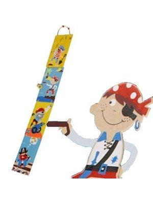 Simply for kids Groeimeter - Piraat