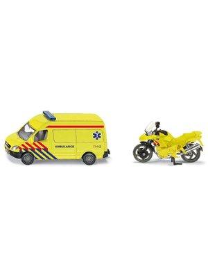 Siku Ambulance set - Siku