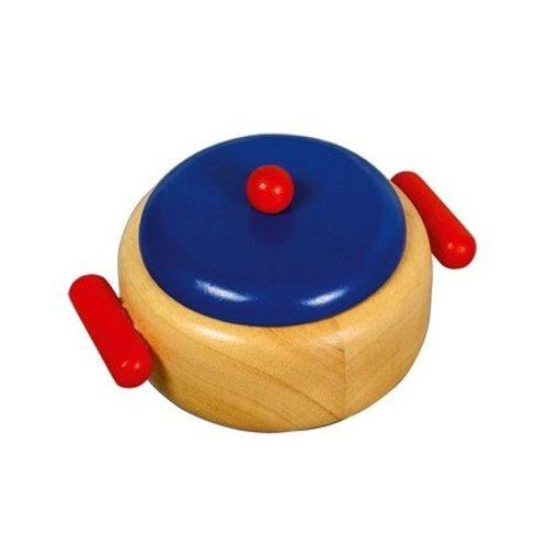 Santoys Pan met deksel*