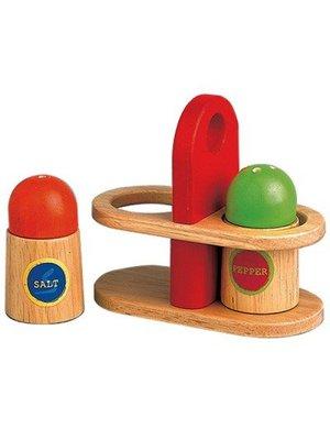 Santoys Speelgoedeten - Peper & zoutstel