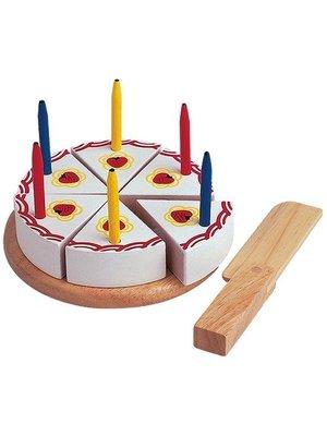 Santoys Santoys - Snijfiguur - Verjaardagstaartje