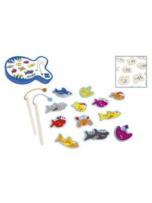Scratch Spel - Visjes vangen - Gevaarlijke vissen