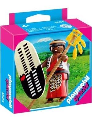 Masai krijger - Playmobil