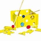 Simply for kids Simply for Kids - Hengelspel Kaas met muizen