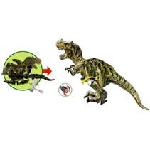 Die Spiegelburg - 3D opwinddino - T-rex of Tricertops