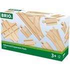 BRIO Brio - Rails - Uitbreidingsset advanced