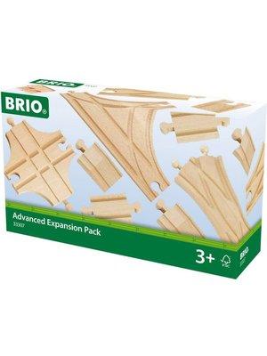 Brio Rails - Uitbreiding - Gevorderd