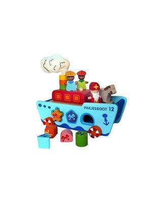 I'm Toy I'm Toy - Sinterklaasboot