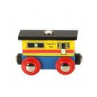 BigJigs Bigjigs - Rails - Naamtrein - Wagon