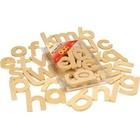 BigJigs Bigjigs - Sjablonen - Alfabet - Kleine letters