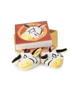 Egmont Egmont Toys - Babyslofjes - Zebra in bewaardoosje