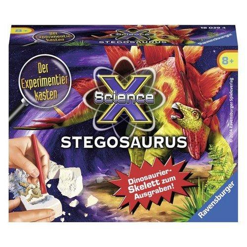 Ravensburger Dino opgraven - Stegosaurus - Science X