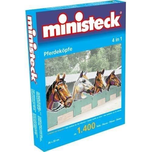 Ministeck - Paardenhoofden - 4 in 1