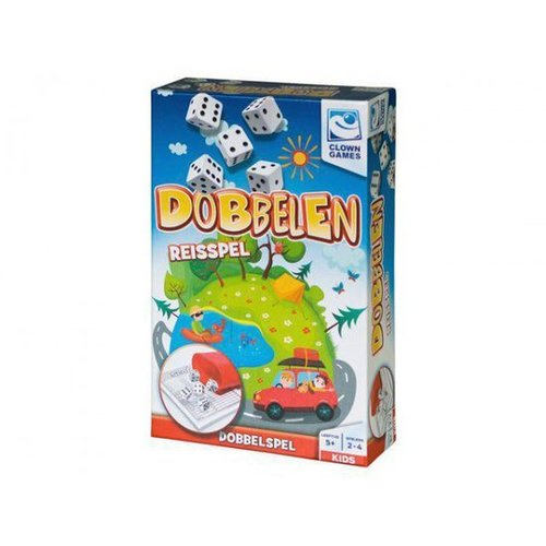 Clown Games - Dobbelen reisspel