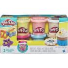 Play-Doh - Speelklei - Confetti - In potjes - 6dlg.