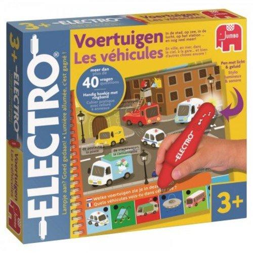 Leerspel - Electro - Voertuigen - 3+
