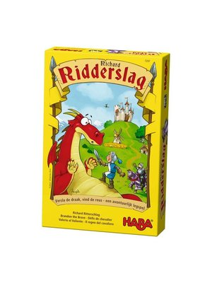 Haba Haba - Spel - Richard Ridderslag - 5+