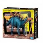 4M 4M - Experimentenset - Dinosaurus DNA - Stegosaurus