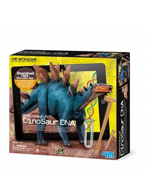 Experimentenset - Dinosaurus DNA - Stegosaurus