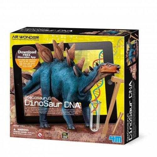 4M - Experimentenset - Dinosaurus DNA - Stegosaurus