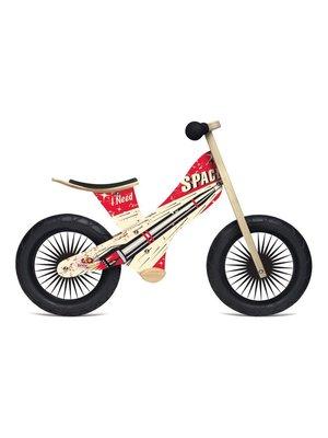 Kinderfeets - Tweewieler - Retro - Rocket - 2+