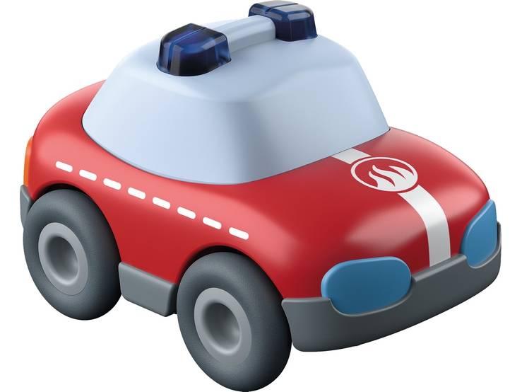 Kogelbaan - Auto - Brandweerwagen