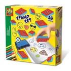 SES SES - Stempelset - Emoticons