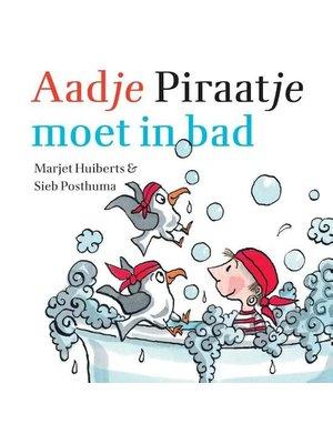 Gottmer Badboekje - Aadje Piraatje moet in bad